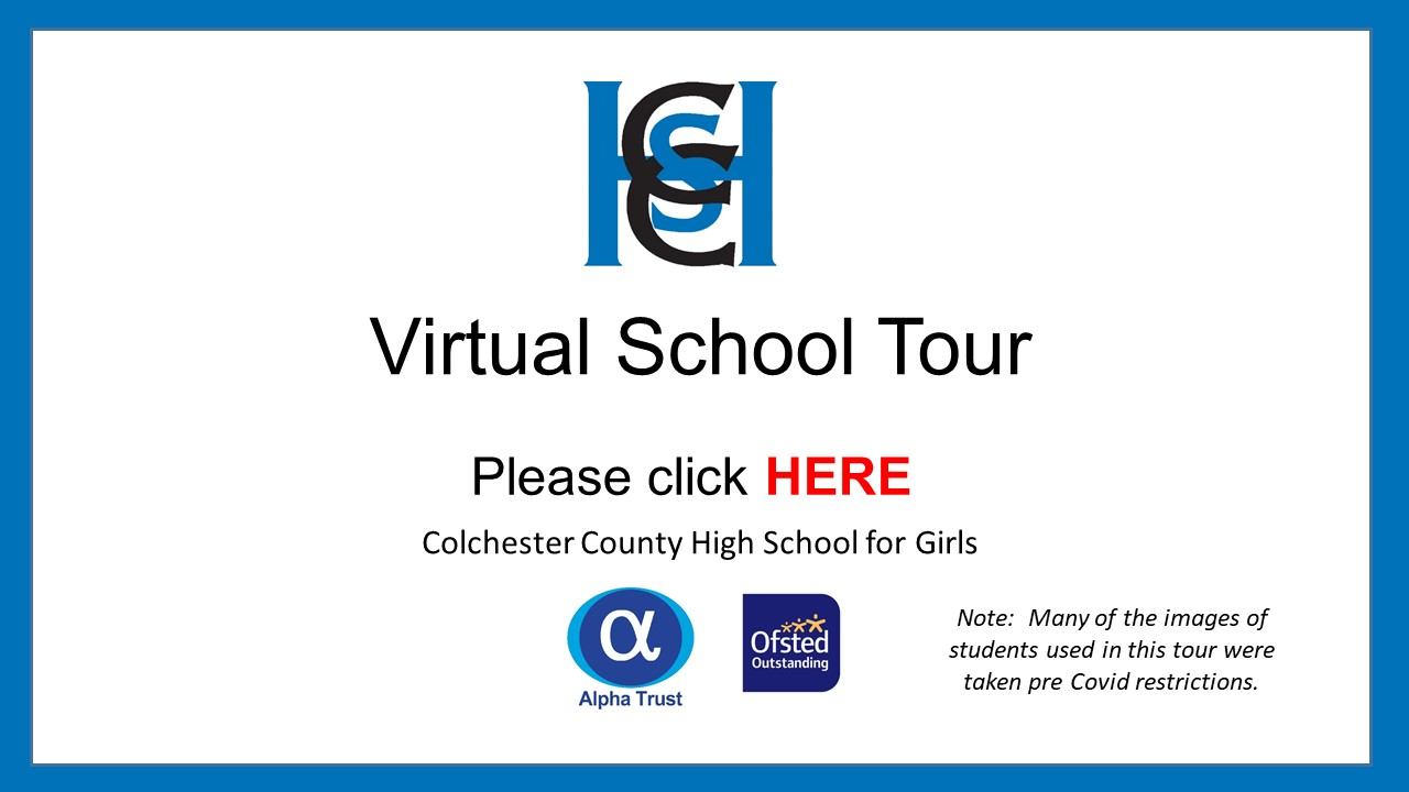 Click here for the Virtual School Tour